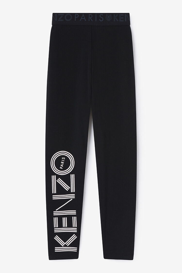 BLACK KENZO leggings for women