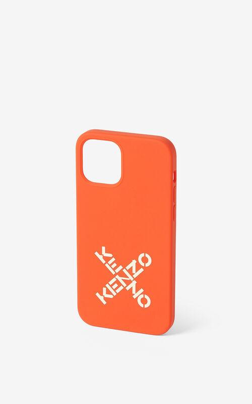 VERMILLION iPhone 12 Pro case for unisex KENZO