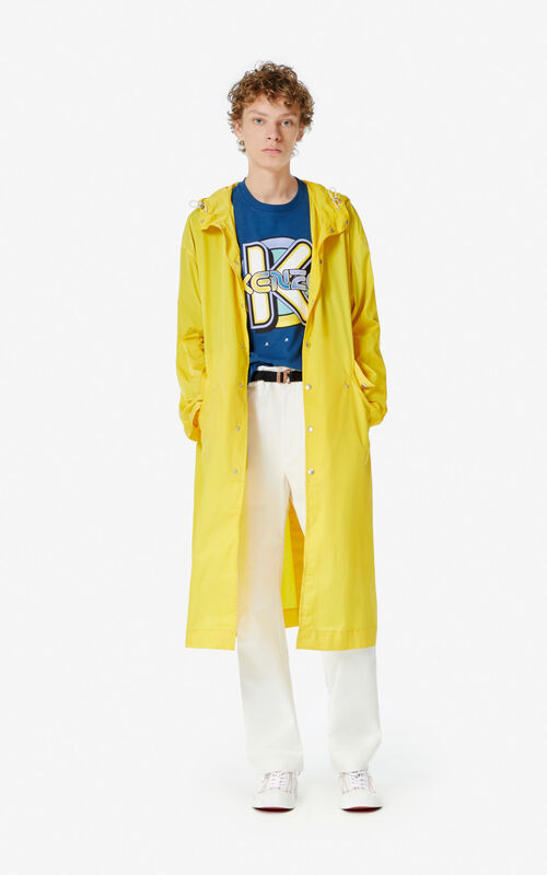 LEMON 'KENZO Kanji' rain jacket for men