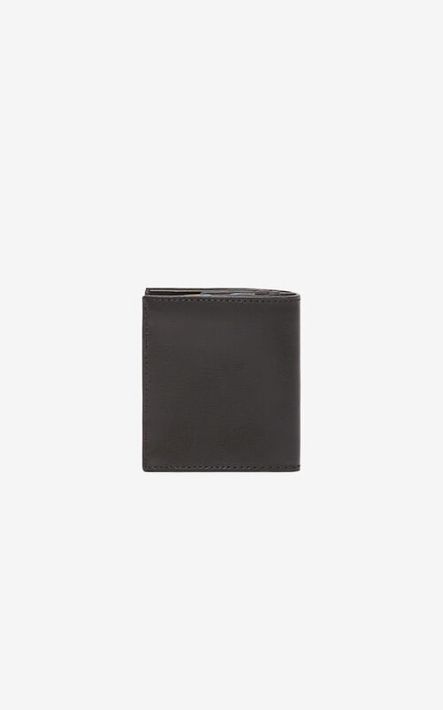 BLACK 'Tiny Tiger' wallet for women KENZO