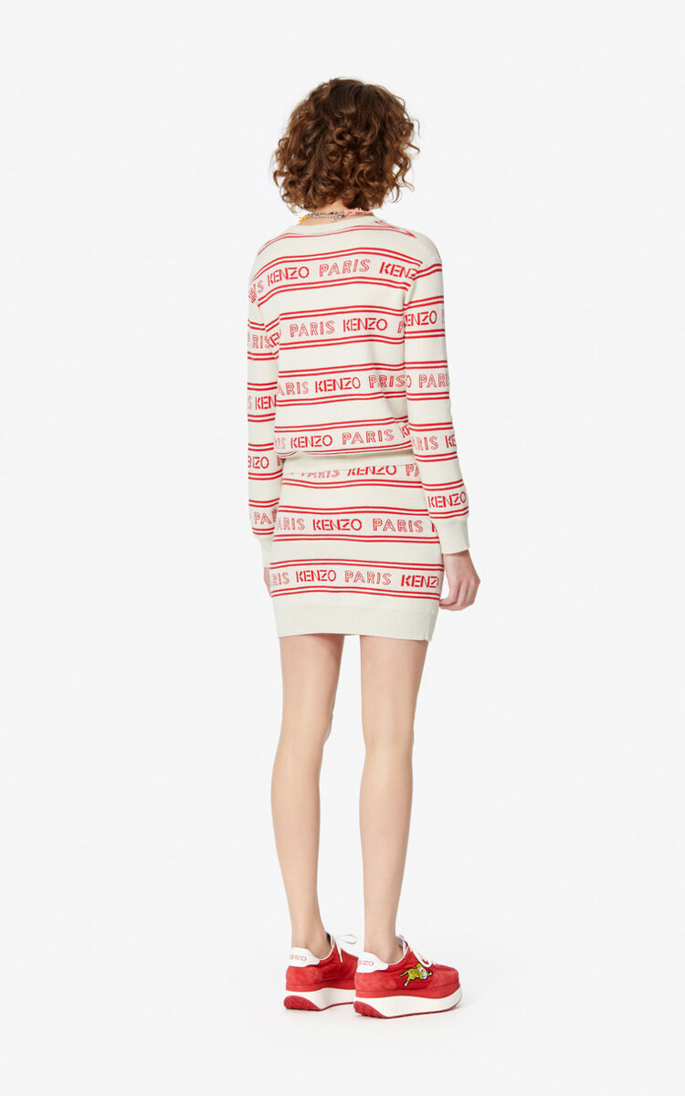 OFF WHITE KENZO Paris skirt for women