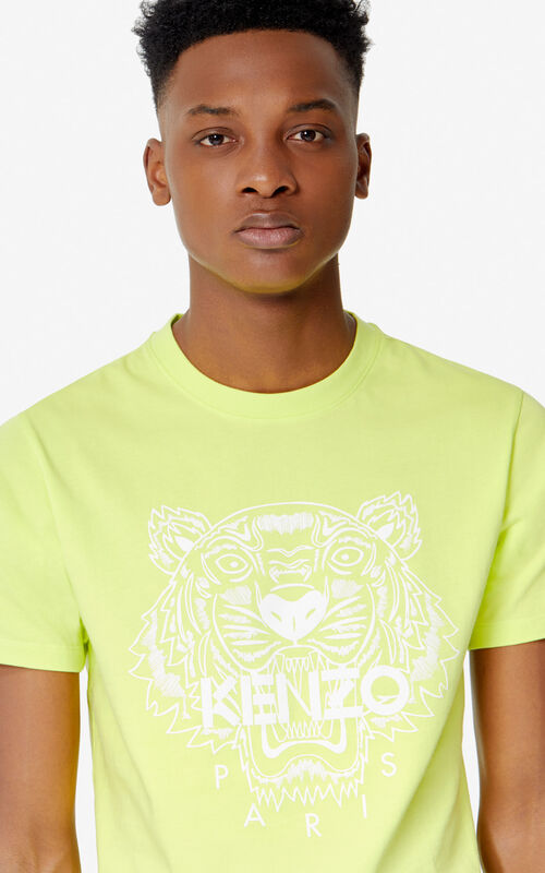 LEMON Tiger T-shirt 'High Summer Capsule collection' for men KENZO