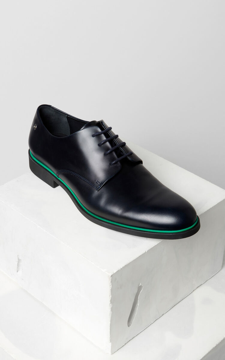 GRASS GREEN Walt Derbies for men KENZO