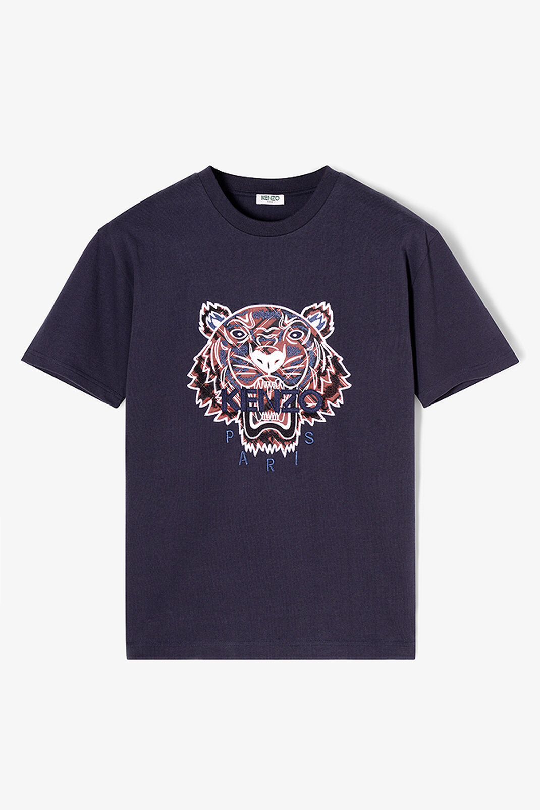 INK Frame Check' x Tiger T-shirt for men KENZO