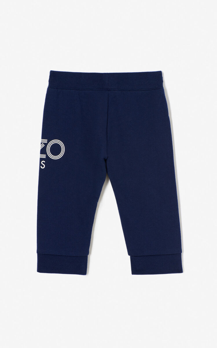 Kenzo logo joggers for men