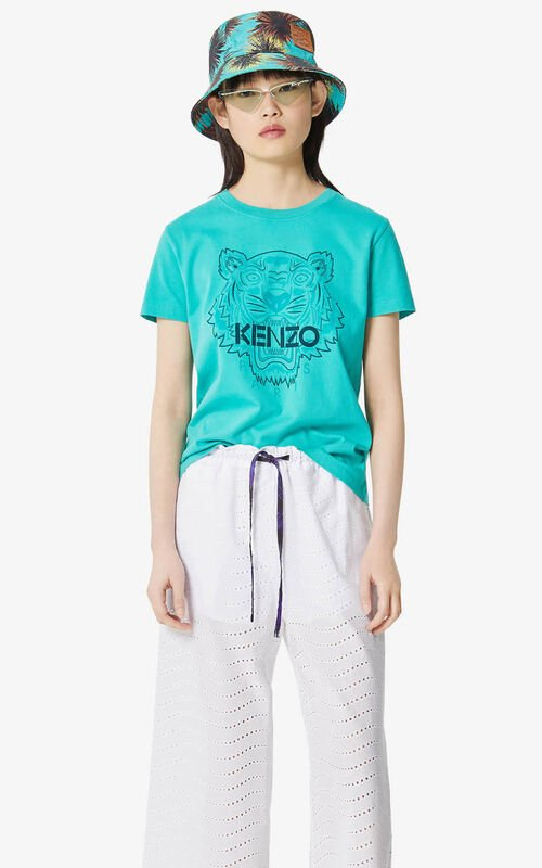 WHITE 'High Summer Capsule Collection' culottes for men KENZO