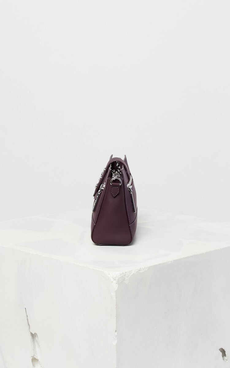 PRUNE Tiny leather Kalifornia bag for women KENZO
