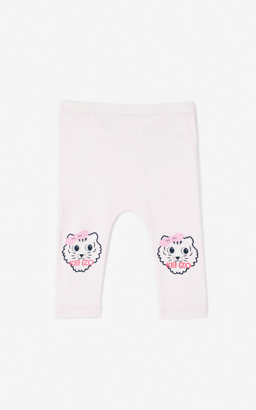 FADED PINK Tiger leggings for women KENZO