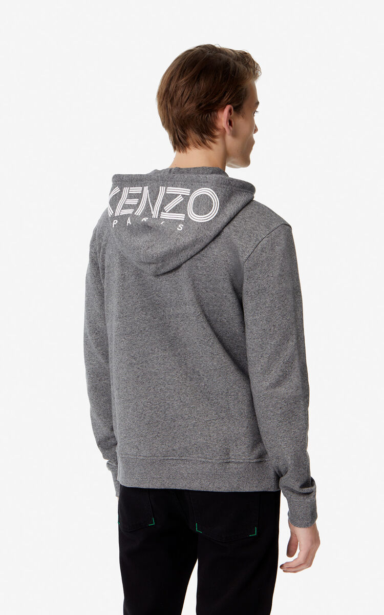 ANTHRACITE KENZO Hoodie for women