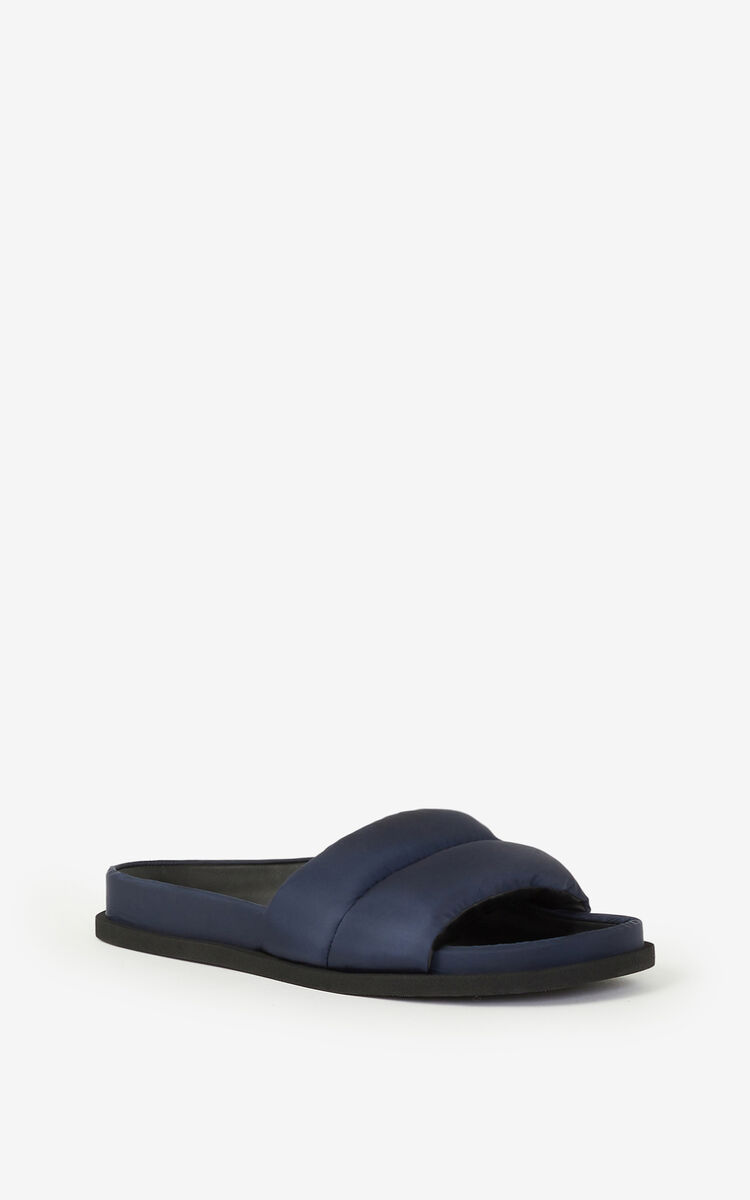 NAVY BLUE Komfy mules for women KENZO