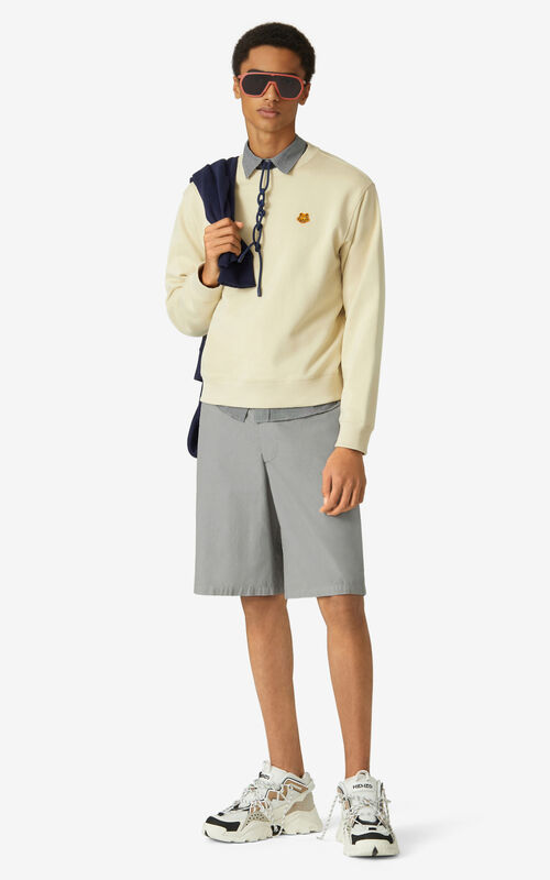 SAND Tiger Crest sweatshirt    for men KENZO