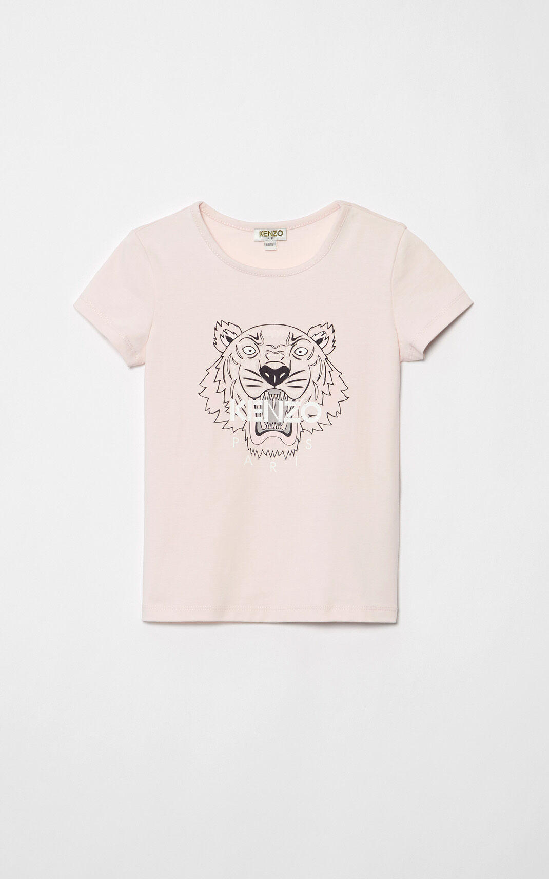 DEEP PINK Tiger T-shirt for women KENZO
