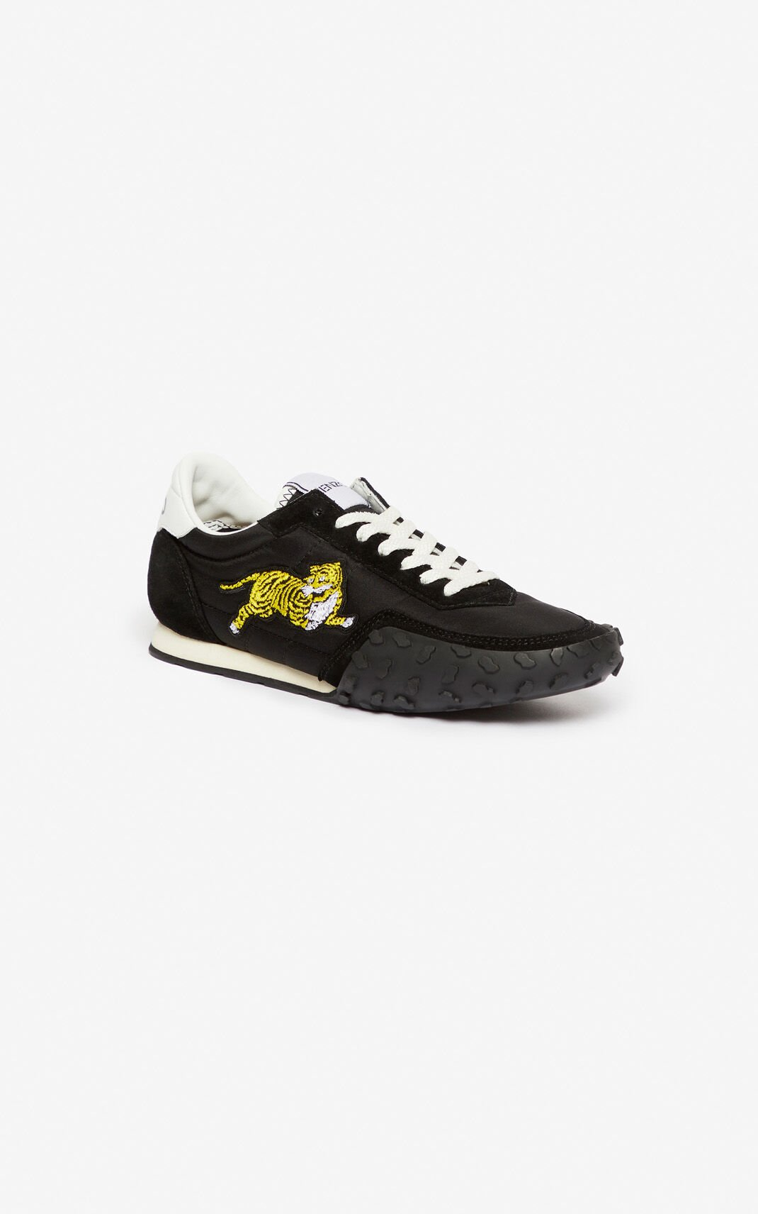 BLACK KENZO MOVE Sneaker for men
