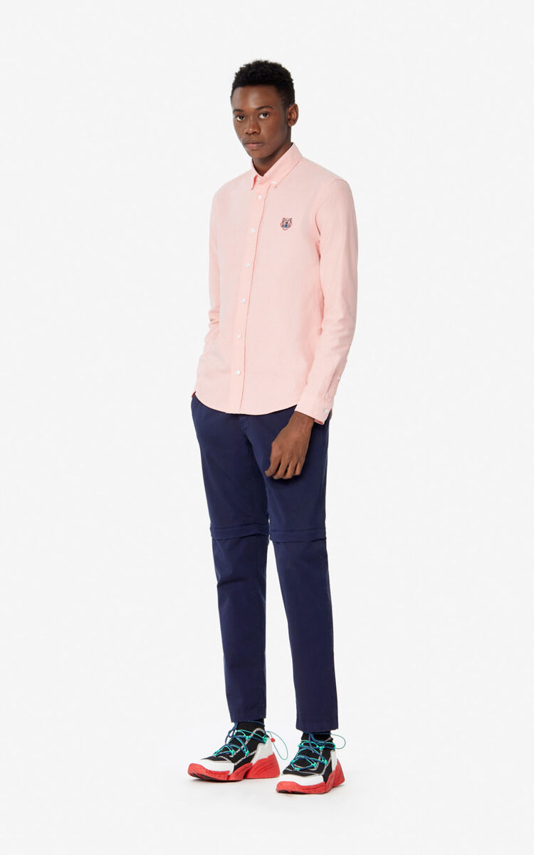 APRICOT Tiger casual shirt for men KENZO