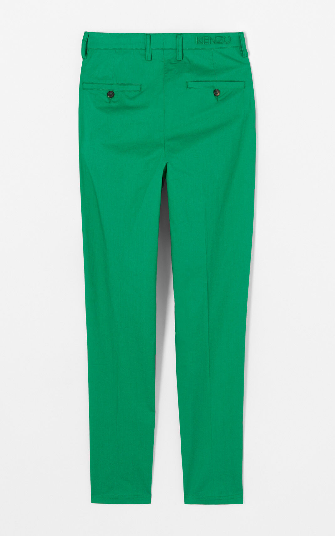 GRASS GREEN Chinos for men KENZO