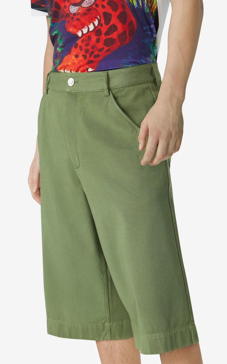 OLIVE Casual shorts for women KENZO