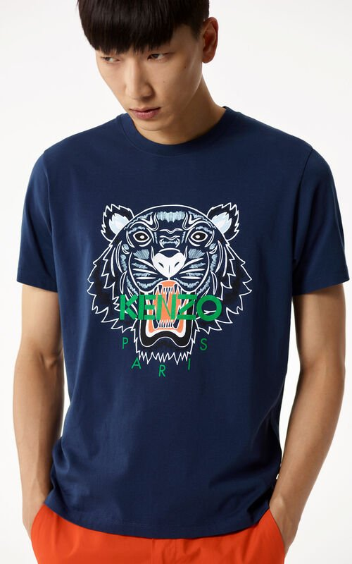 INK Tiger T-shirt for women KENZO
