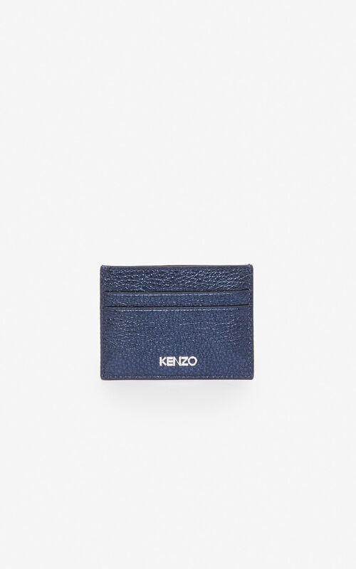 NAVY BLUE 'Holiday Capsule' Kontact Eye cardholder for women KENZO