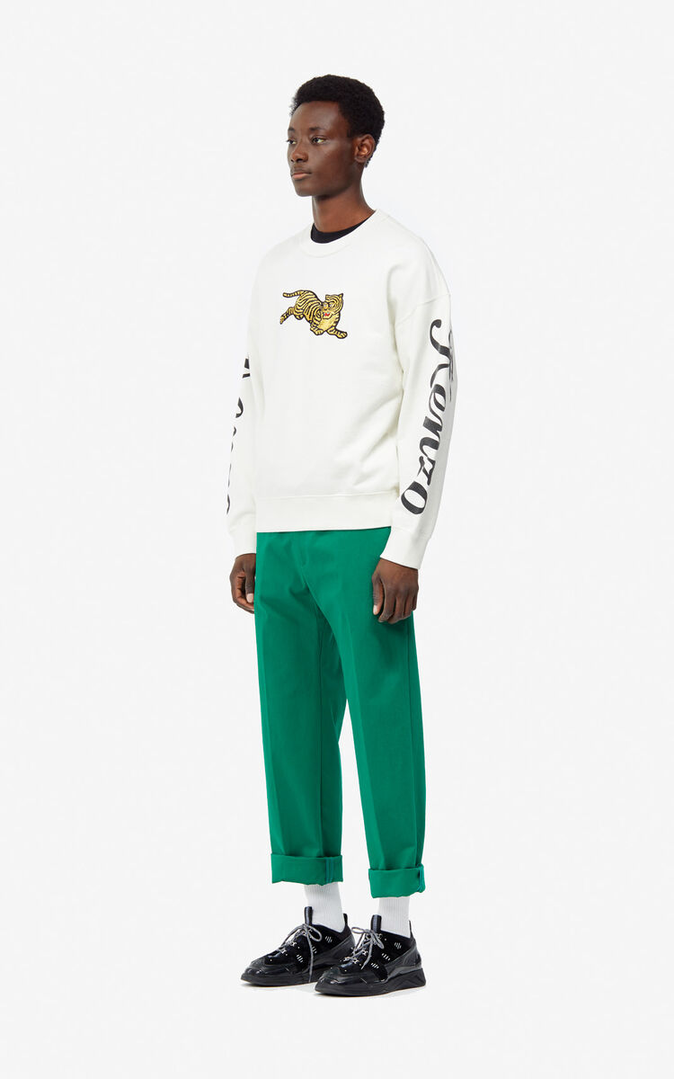 2b393b63 Jumping Tiger' sweatshirt for SUMMER OUTLET Kenzo | Kenzo.com