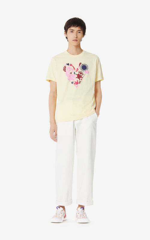 VANILLA 'Lucky Star' T-shirt for women KENZO