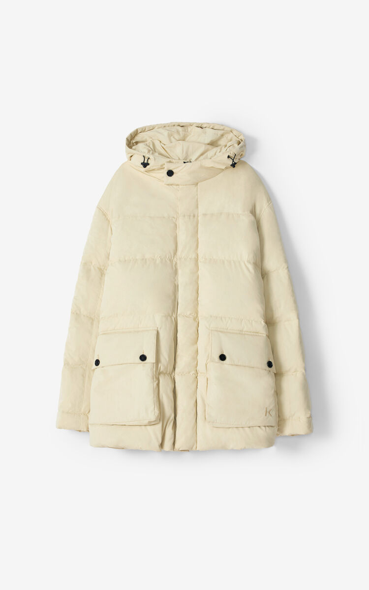 SAND Long parka for men KENZO