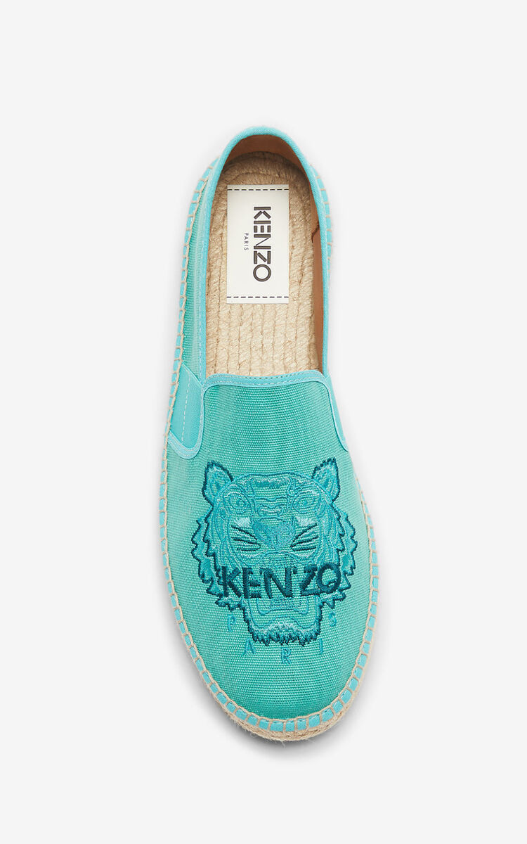 MINT 'High Summer Capsule Collection' Tiger espadrilles for women KENZO