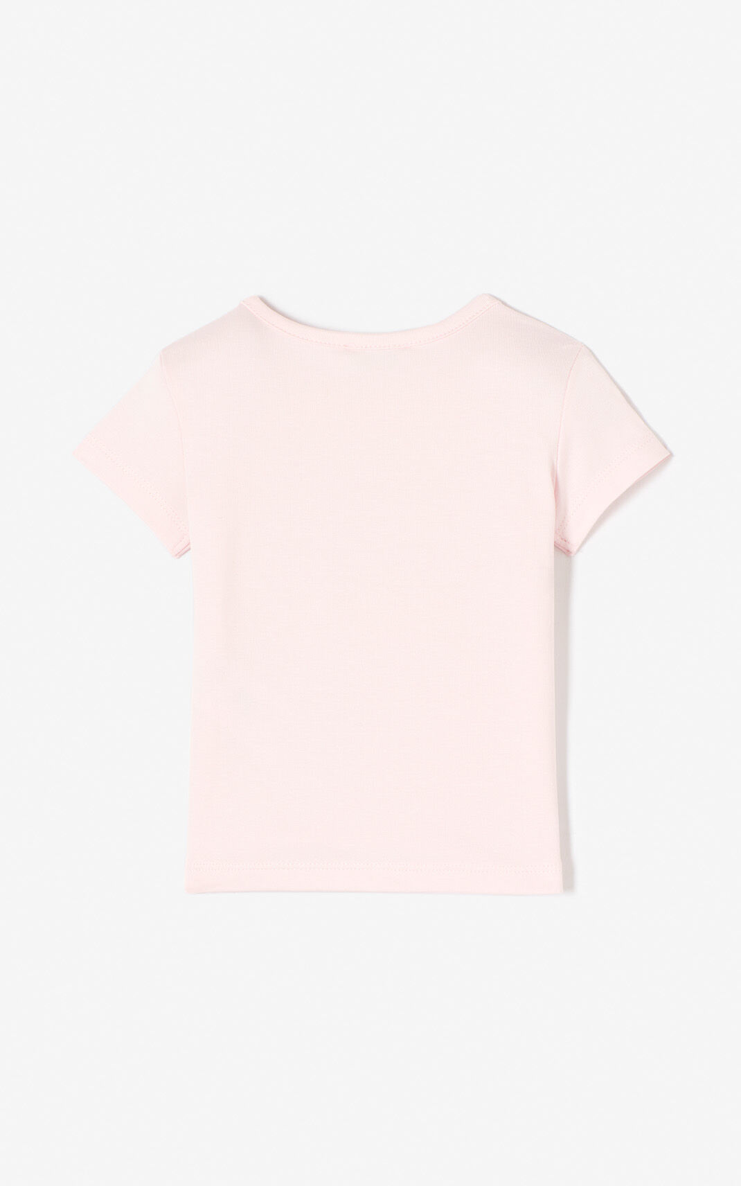 PASTEL PINK Tiger t-shirt for men KENZO