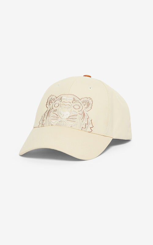 OFF WHITE Tiger 'High Summer Capsule Collection' cap for women KENZO