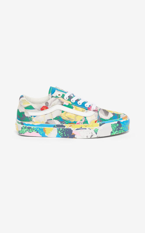 LEMON OLD SKOOL 'Tulipes' KENZO/VANS sneakers  for women