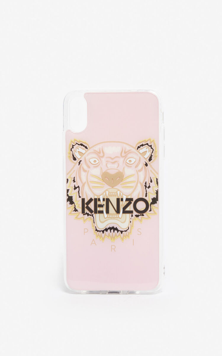 PASTEL PINK iPhone XS Max Case for women KENZO