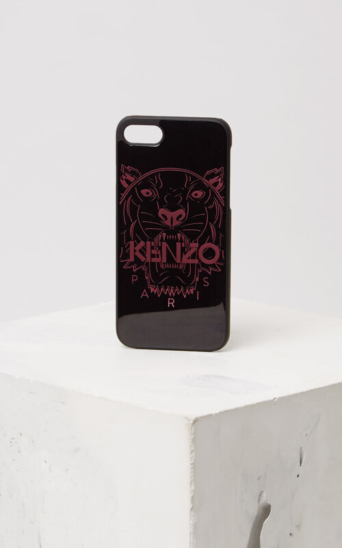 PASTEL PINK 3D Tiger iPhone 7/8 case for unisex KENZO