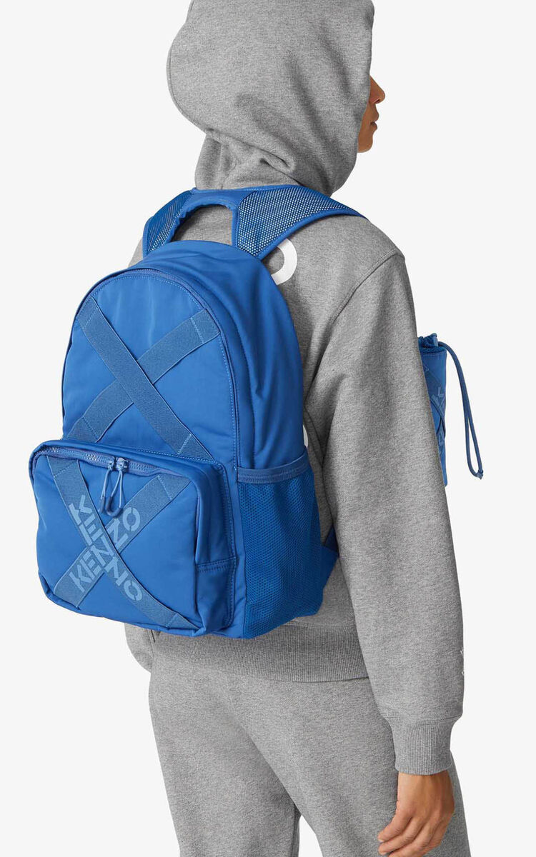 COBALT KENZO Sport backpack for women