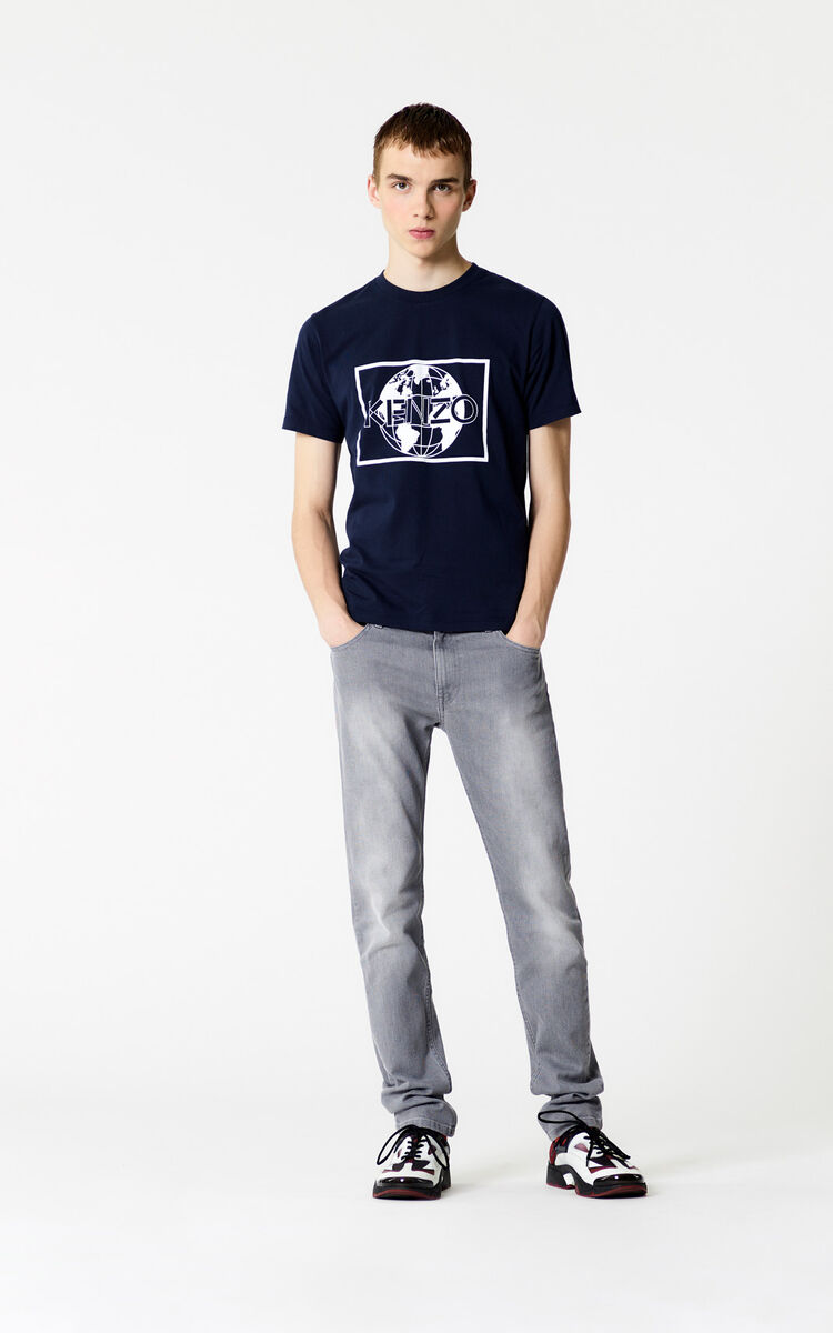 INK 'KENZO World' T-shirt for men