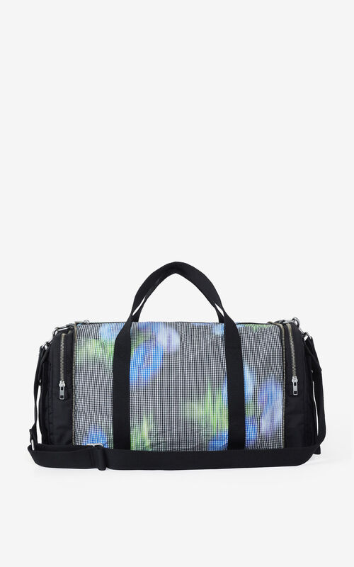 GREEN K-Konvert foldable gym bag for unisex KENZO