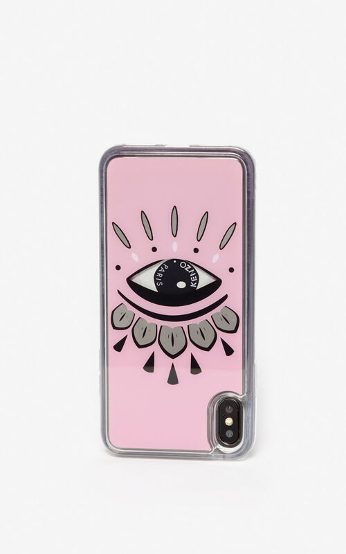 ROSE iPhone XS Max Case for women KENZO