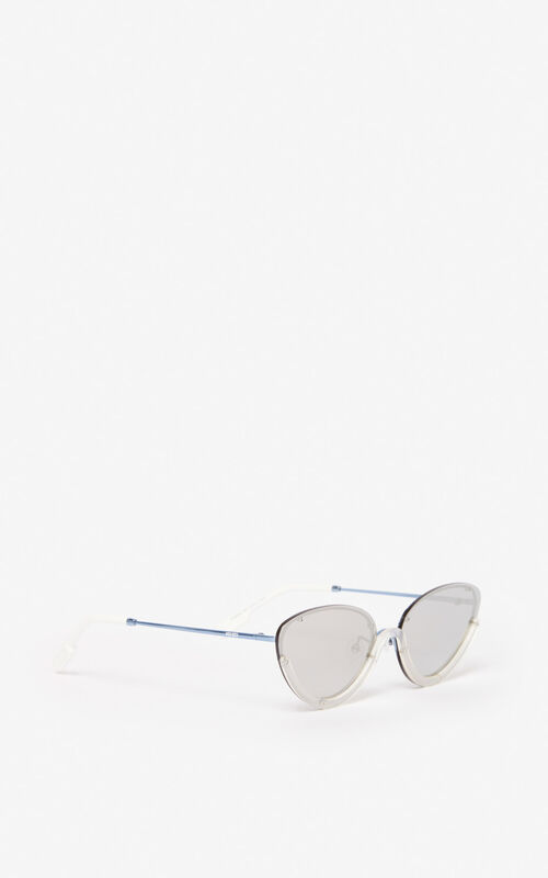 NAVY BLUE Sunglasses for unisex KENZO