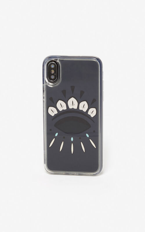 STONE GREY iPhone X/XS Case for unisex KENZO