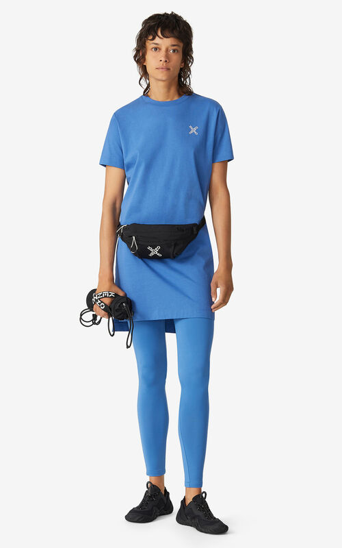 COBALT KENZO Sport 'Little X' t-shirt dress for women