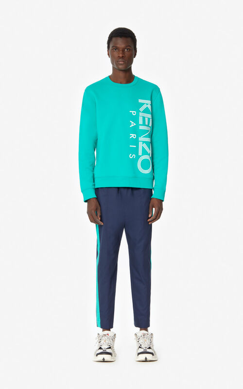 MINT KENZO Logo sweatshirt  for men