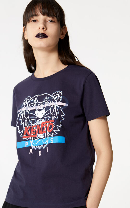 INK 'Hyper Tiger' t-shirt for women KENZO