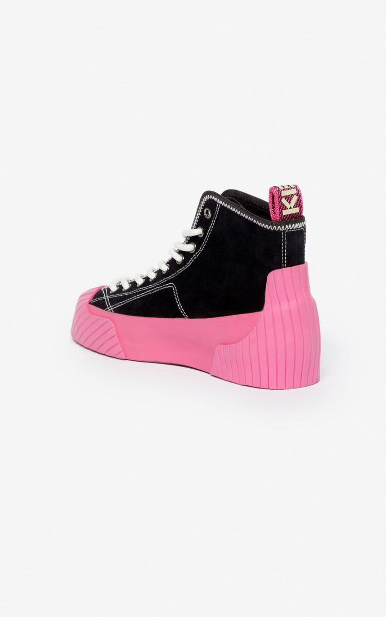 BEGONIA High-top Volkano sneakers for unisex KENZO