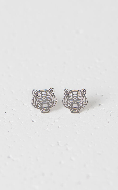 Mini Tiger Earrings, LICENCE 3, KENZO