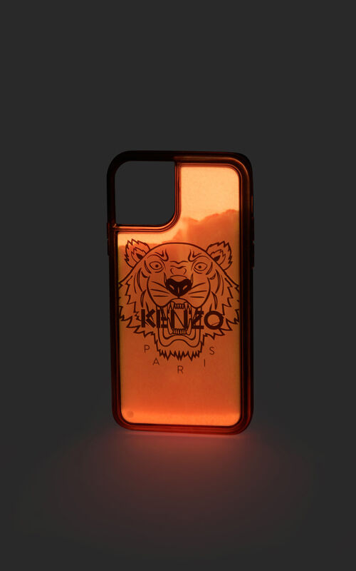 STRAWBERRY iPhone XI Pro Tiger case for unisex KENZO
