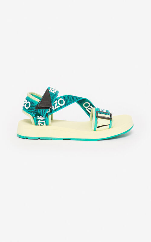 MINT Papaya sandals for unisex KENZO