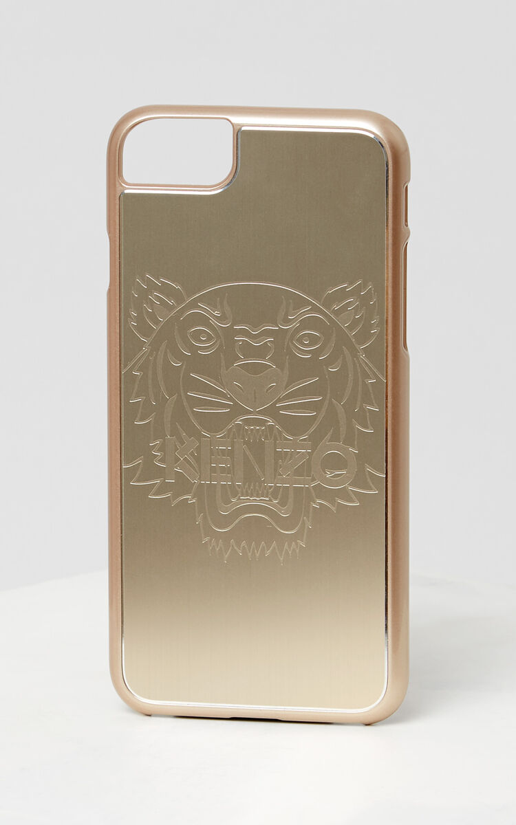 GOLD Tiger iPhone 7/8 case for unisex KENZO