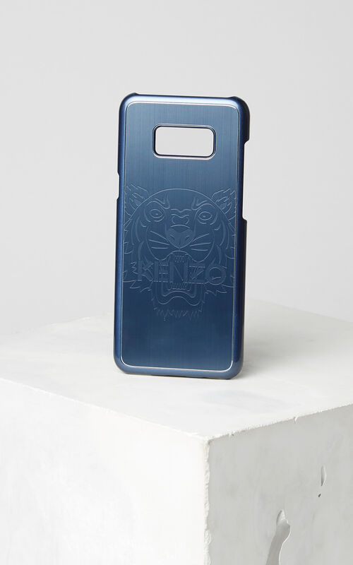 PASTEL PINK Tiger case for Galaxy S8+ for unisex KENZO