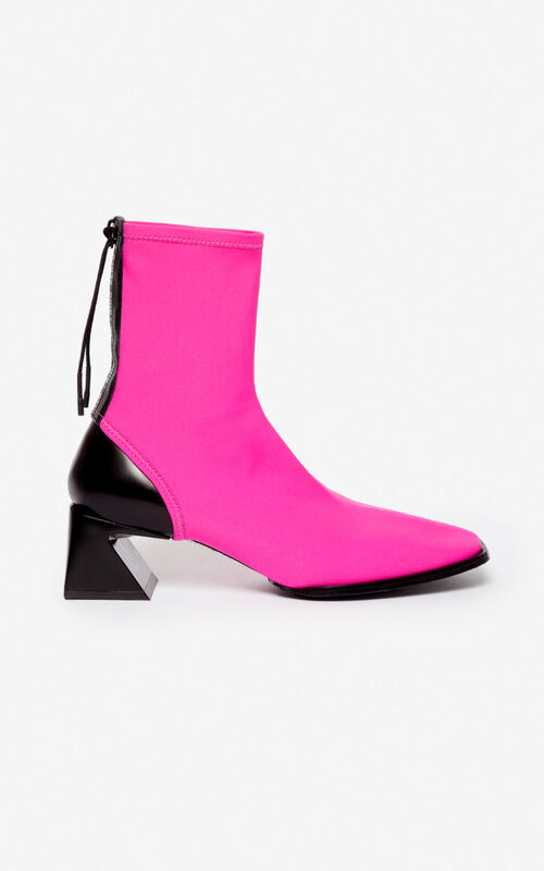 ROSE K-Square ankle boots for unisex KENZO