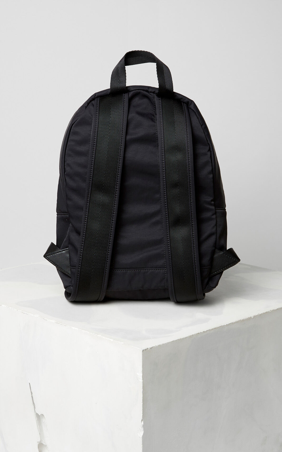 BLACK Large KENZO Signature Backpack for women