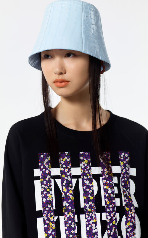 BLACK 'Hyper KENZO' sweatshirt for women