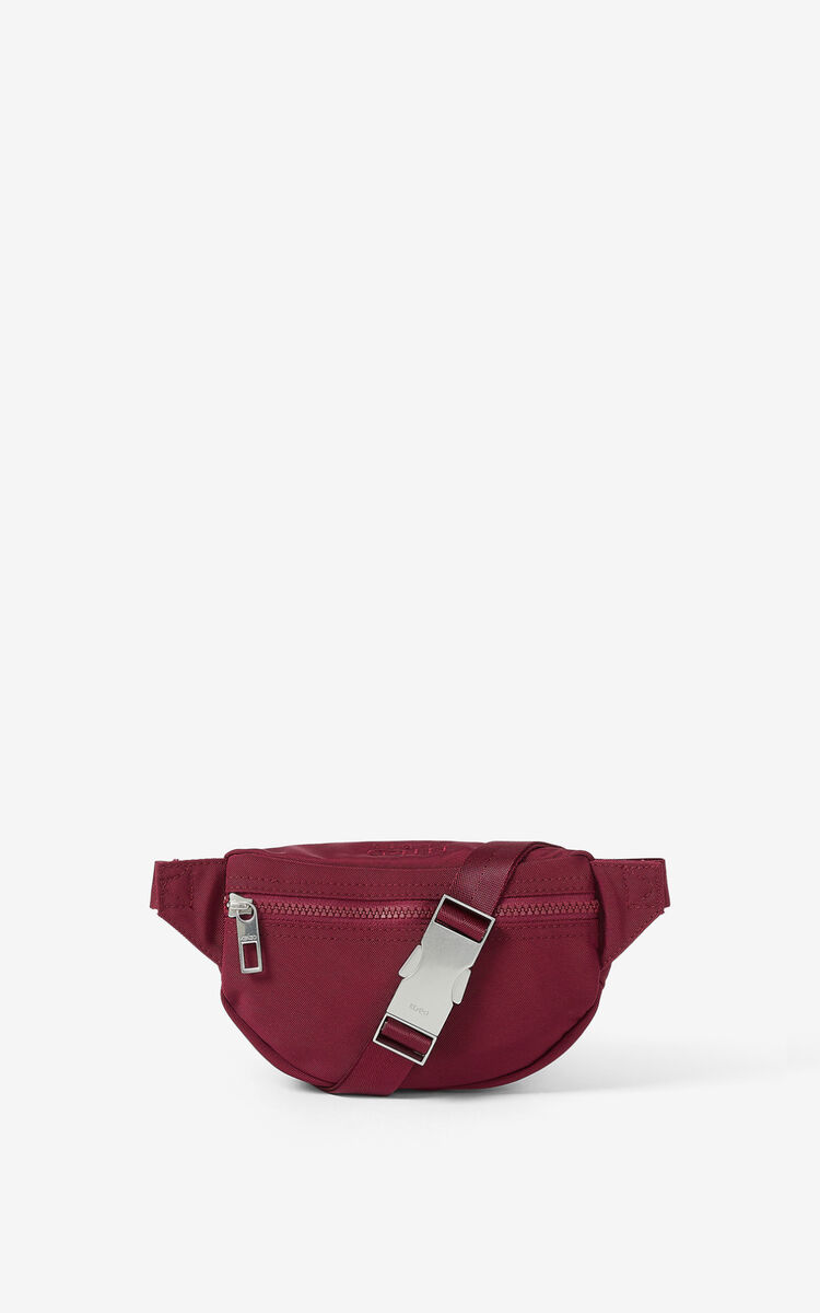 CARMINE Kampus Tiger small bumbag for unisex KENZO